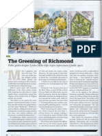"The ""Greening of Richmond"" April 2013 Richmond Magazine"