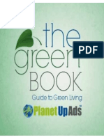The Green Book Guide to Green Living by PlanetUp Ads