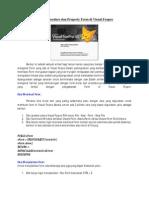 Pengetahuan Dasar Procedure dan Property Form di Visual Foxpro