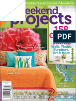 Diy Weekend Projects 2012