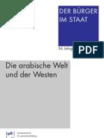 Die Arabische Welt Und Der Westen