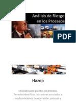 HAZOP PRESENTACION