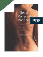 76350065 1 Jeffrey Maitland Spinal Manipulation Made Simple