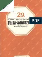Biofüzetek 29 - Budai Csaba, Polgár László - Fürkészdarazsak