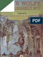 Gene Wolfe - Cartea Soarelui Nou Vol.2 - Gheara Conciliatorului v2.0