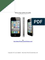 i Phone Tips 2012