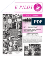 The Pilot -- April 2013 Issue