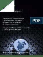 AS5  Español Deloitte 2007