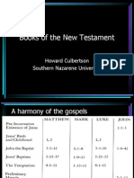 New Testament Books of The Holy Bible