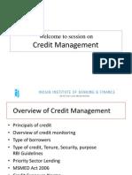 Credit Management - IIBF.ppt
