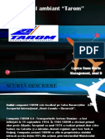 52232218 Mediul Intern Al Firmei TAROM(1)