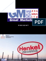 Henkel- Umbrella Branding and Globalization Decisions