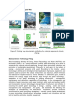 National Green Technology Policy