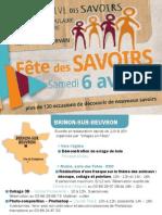 L'université buissonnière du Pays Nivernais-Morvan organise la 2e Fête des savoirs
