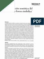 interpretación semiotica del ito como forma simbolica