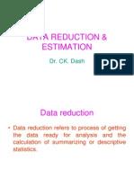 342013 114522 f011 Data Reduction & Estimation