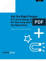 Get the Right People - E-Book