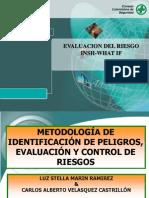 Evaluacion Del Riesgo Laboral