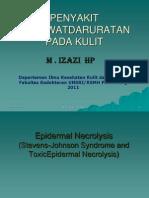 Epidermal Necrolysis