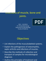 Infections of Muscle, Bone and Joints-2013 (1)