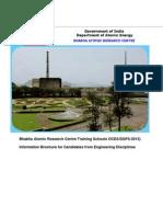 Information Brochure 2013 New