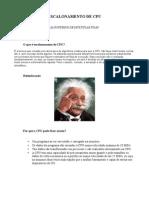 Escalonamento de CPU - Introdução sobre algoritmo de multiplas filas