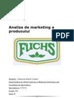 Condimentele Fuchs - Tehnici Promotionale