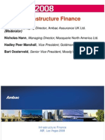Infrastructure Finance