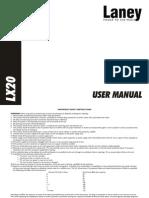 2006,Laney,LX20 LX20R Manual