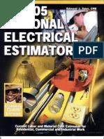 2005 National Electrical Estimator