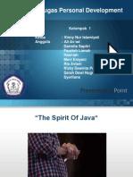 Tugas Personal Development 1 (Profil Jokowi)