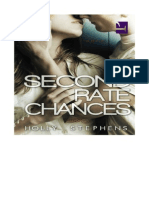Second Rate Chances - Holly Stephans
