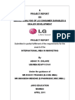 LG Project report