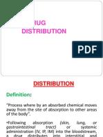 Principles of Drug Distribution