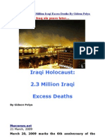 Iraqi Holocaust
