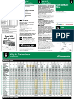 Train Timetable Caboolture Line