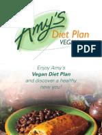 Amys Dietplan Vegan