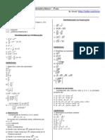 M1.3ano - Matematica Basica I