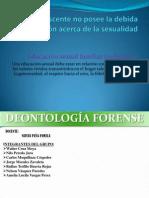 diapositivas Deontología forense