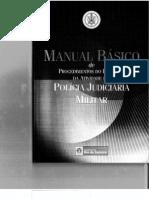Manual de Polícia Judiciária - Maj Marcelo