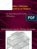 Sistemas y Detalles Constructivos.