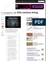 Principles for 21st Century Living - Boing Boing (20130330)