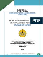 Proposal Lkmmf Semarang 2012