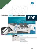 Kip 7100 User Manual