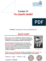 Mesons in the Quark Model