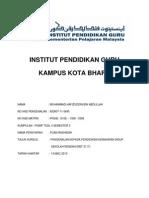 Assignment Rbt 3117 Sem3
