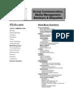 Module 8 Group Communication