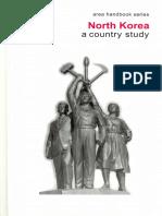Area Handbook - North Korea (2008)