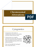 Chromosomal Abberations