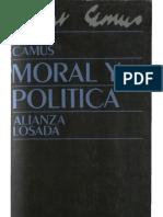 44517285 Camus Moral y Politica